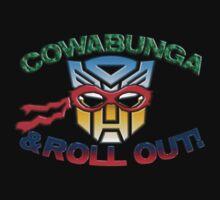 CowaRoll! by igotashirt4u