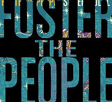 Foster the People- Supermodel Cutout by djcoop64