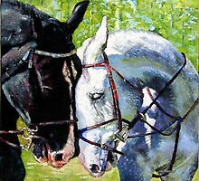 Bridled Love by John Lautermilch