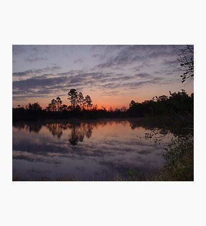 Morning on Bear Creek Photographic Print
