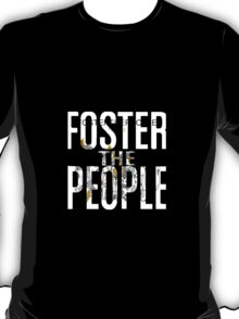 Foster the People- Torches Cutout T-Shirt