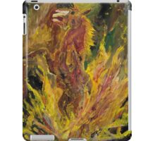 BUSH FIRE HORROR iPad Case/Skin