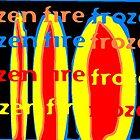 frozen fire by iridiscente