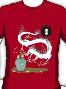 The white dragon T-Shirt