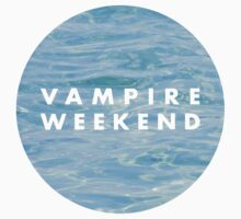 Water Vampire Weekend Logo Kids Clothes