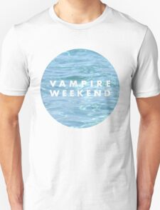 Water Vampire Weekend Logo T-Shirt