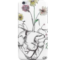 Love Grows (text) iPhone Case/Skin
