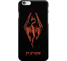 Dovah Smaug iPhone Case/Skin