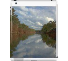 Tranquil river scene iPad Case/Skin