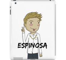 Matt Espinosa  iPad Case/Skin