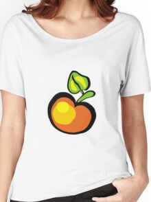 apple Women's Relaxed Fit T-Shirt