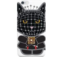 Hellraiser Black Kitty  iPhone Case/Skin