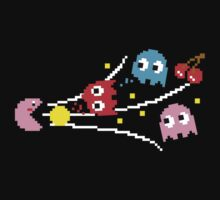Pac-Kirby's Super Inhale Kids Clothes