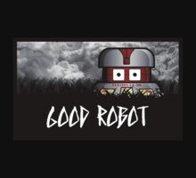GOOD Robot by justinglen75