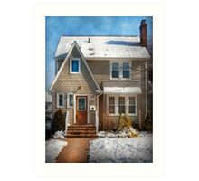 House 919 Art Print