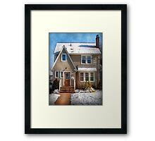House 919 Framed Print