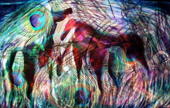 Horses 10 by helene
