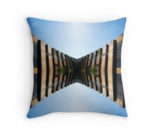 The Eastern Art Link Throw Pillow