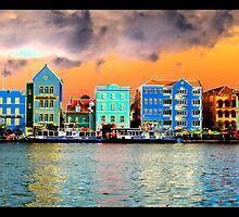 Curacao by John Armstrong-Millar