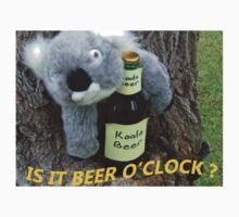 Koala wants Beer O'Clock T-Shirt