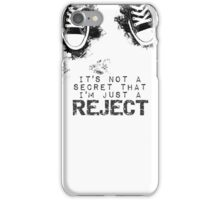 5SOS Rejects Lyrics iPhone/Samsung Case - 5 Seconds of Summer iPhone Case/Skin