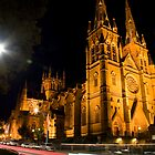 St.Mary's Cathedral Sydney  by MiImages