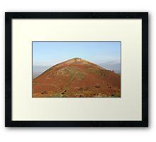 Middletown Hill (Autumn Colours) Framed Print