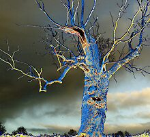 """Tree Art   """"I sing the body electric"""" by wiseowl2503"""