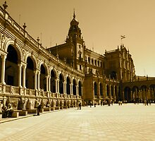 plaza de espana by amycw