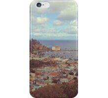 Avalon Bay, Catalina Island iPhone Case/Skin