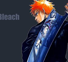 bleach by jordanbanks