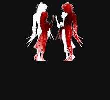 Edward Scissorhands [Red] Unisex T-Shirt