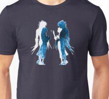 Edward Scissorhands [Blue] Unisex T-Shirt