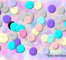 (SOFT SPAINISH GUITER) ERIC WHITEMAN  ART  by eric  whiteman