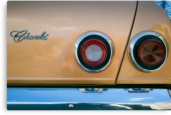 Chevrolet by Steve Outram
