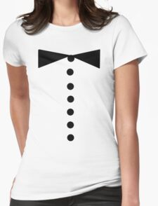 Groom's Shirt Womens Fitted T-Shirt