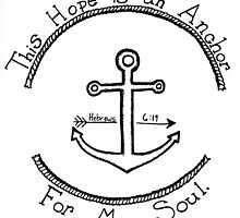 Anchor of Hope by karlynng