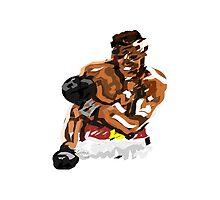 Boxer by Grobie