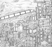 Bosch by Harry G. Sepulveda