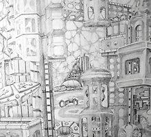 Escape for Rober Munis by Harry G. Sepulveda