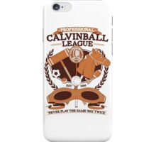 CALVINBALL  iPhone Case/Skin
