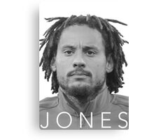 Jones Canvas Print