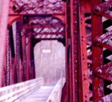 Rusted Red by S. Andrew Hockenberry