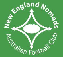 Nomads logo Kids Tee