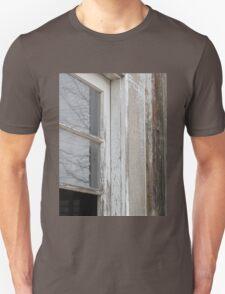 Bare winter reflection Unisex T-Shirt