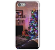 Merry Christmas from My Home to Yours! iPhone Case/Skin