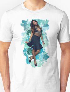 Normani Kordei Blue Splash!  Unisex T-Shirt