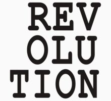 Revolution by Sam Mortimer