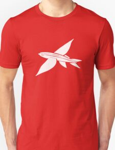 white flying fish T-Shirt