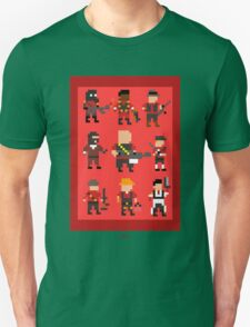 Team Fortress 2 8-Bit Red Team T-Shirt